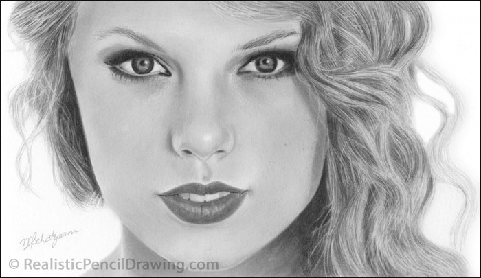 Drawing Lines With Swift : Learn to draw taylor swift step by drawing tutorial