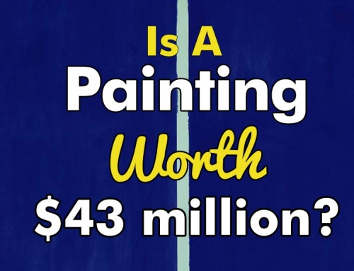 Is a painting worth 43 million?