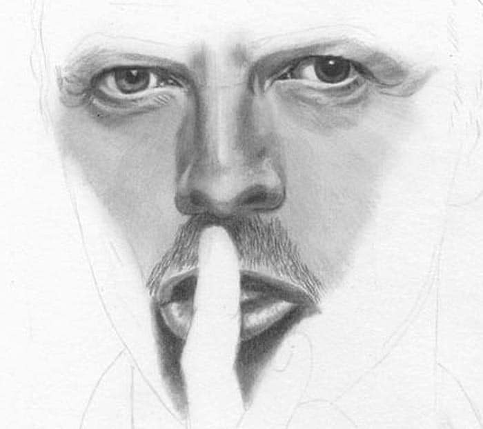 david-bowie-drawing-mouth