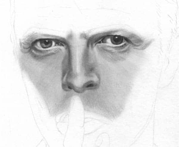 david-bowie-drawing-nose