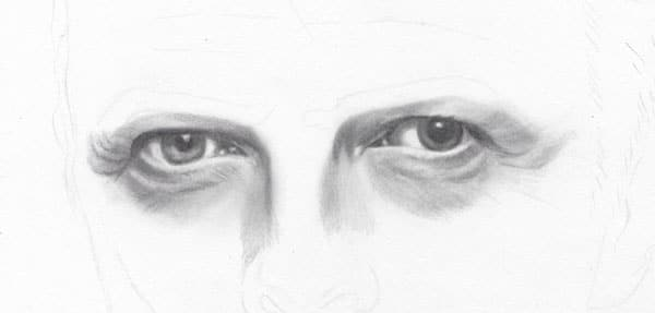 david-bowie-eyes-realistic-drawing